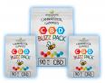 Hempisphere CBD BUZZ Pack Gummies 90mg
